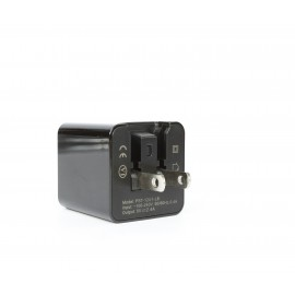 2.4 amp wall charger single port