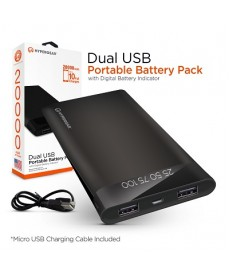 20000 mah powerbank dual usb output