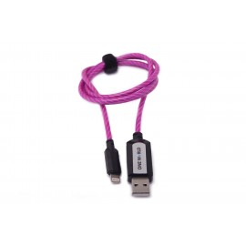 Purple PowerPulse Cable Lightning Connector